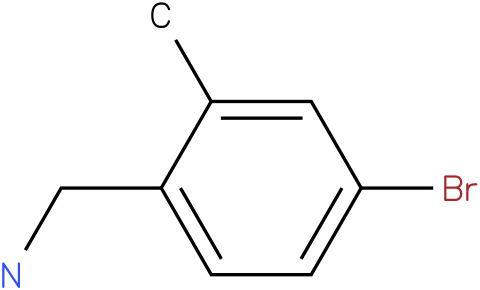 4-Bromo-2-methylbenzylamine