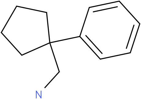(1-Phenylcyclopentyl)Methylamine