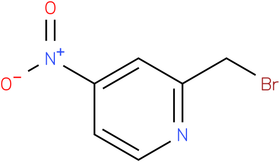2-bromomethyl-4-nitropyridine