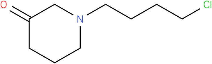 1-(4-chlorobutyl)piperidin-3-one