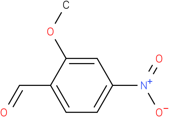 2-methoxy-4-nitrobenzaldehyde