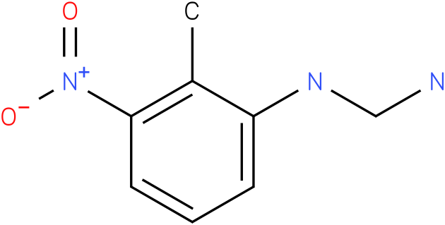 N-(aminomethyl)-2-methyl-3-nitrobenzenamine