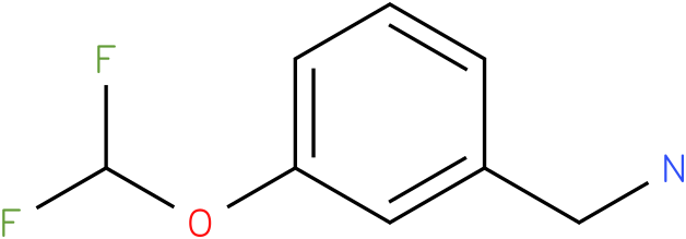 3-(difluoromethoxy)benzylamine