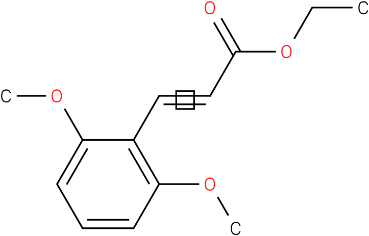 (E)-ethyl 3-(2,6-dimethoxyphenyl)acrylate