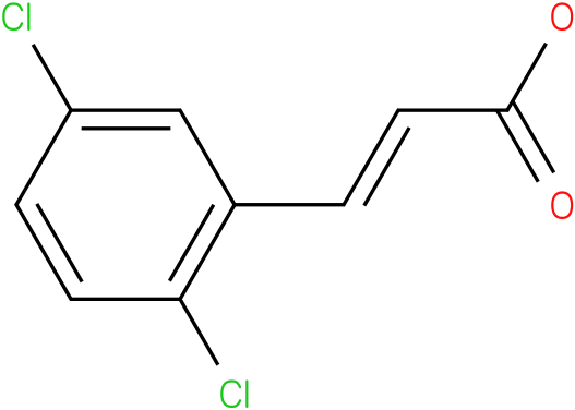 2,5-dichlorocinnamic acid