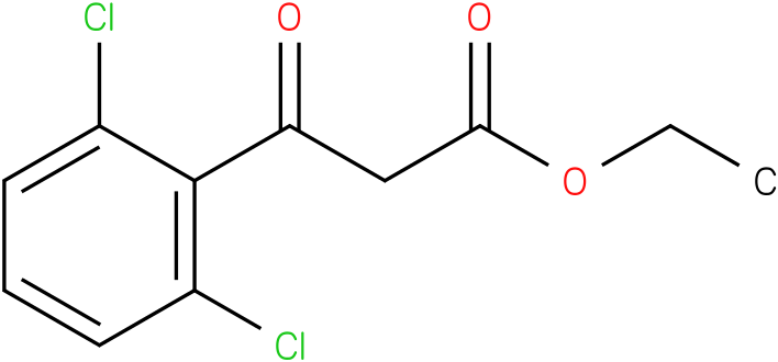ethyl 3-(2,6-dichlorophenyl)-3-oxopropanoate