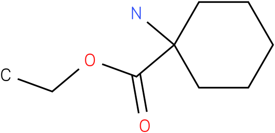 ethyl 1-aminocyclohexanecarboxylate