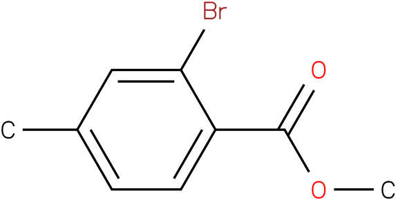 methyl 2-bromo-4-methylbenzoate