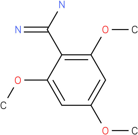 2,4,6-Trimethoxy-Benzamidine