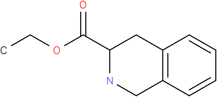 ethyl 1,2,3,4-tetrahydroisoquinoline-3-carboxylate