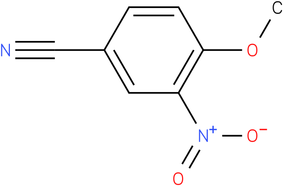 4-methoxy-3-nitrobenzonitrile