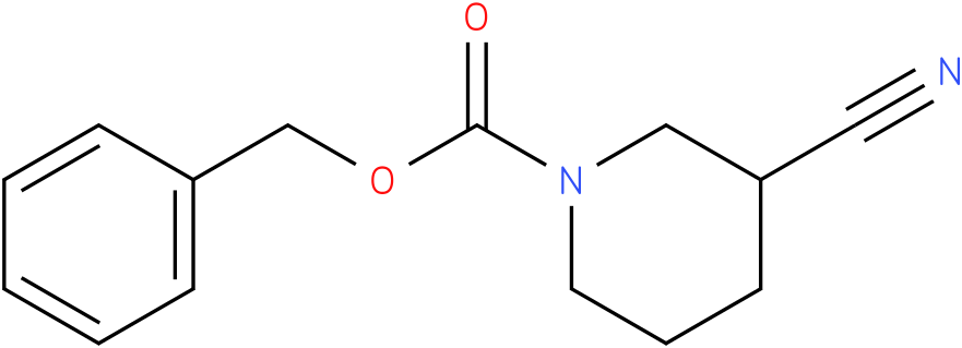 benzyl 3-cyanopiperidine-1-carboxylate