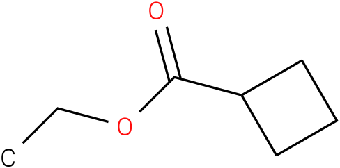 cyclobutane-carboxylic acid ethyl ester