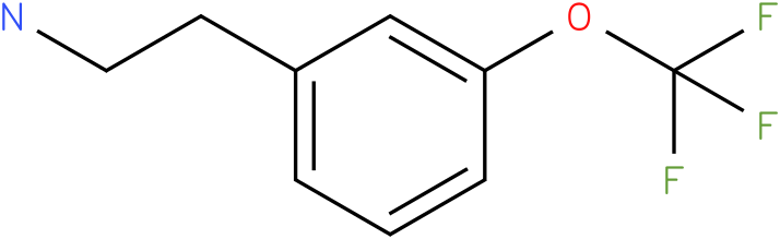 2-(3-(trifluoromethoxy)phenyl)ethanamine