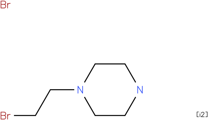 1-(2-bromoethyl)piperazine dihydrobromide