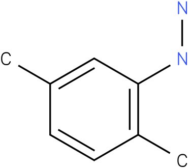 1-(2,5-dimethylphenyl)hydrazine