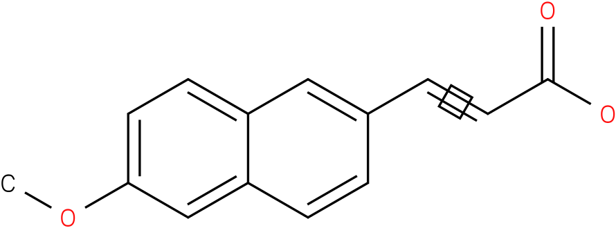 (E)-3-(2-methoxynaphthalen-6-yl)acrylic acid