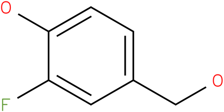 2-fluoro-4-(hydroxymethyl)phenol