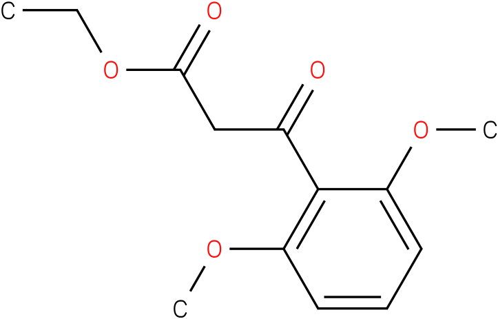 ethyl 3-(2,6-dimethoxyphenyl)-3-oxopropanoate