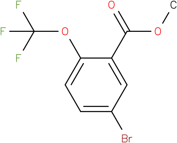 methyl 5-bromo-2-(trifluoromethoxy)benzoate