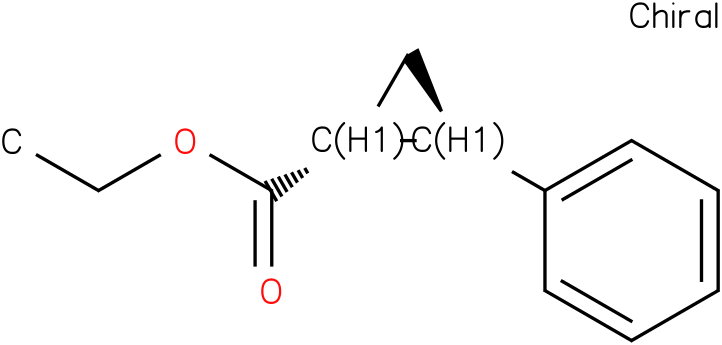 ethyl trans-2-phenylcyclopropanecarboxylate