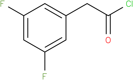 3,5-difluorophenylacetyl chloride
