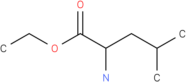 (S)-ethyl 2-amino-4-methylpentanoate