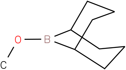 9-METHOXY-9-BORABICYCLO(3.3.1)NONANE
