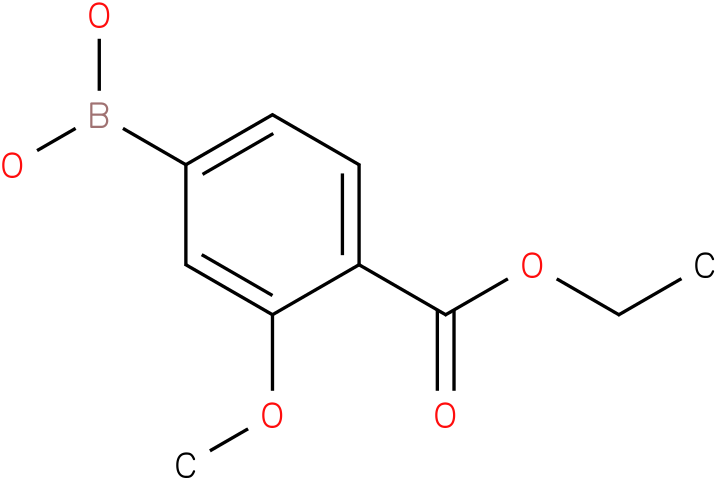 4-ETHOXYCARBONYL-3-METHOXYPHENYLBORONIC ACID