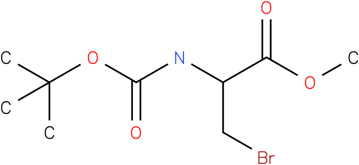 METHYL (2R)​-​3-​BROMO-​2-​{[(TERT-​BUTOXY)​CARBONYL]​AMINO}​PROPANOATE