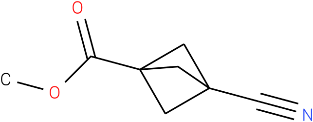 Methyl 3-cyanobicyclo[1.1.1]pentane-1-carboxylate