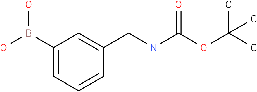 3-((N-BOC-AMINO)METHYL)PHENYLBORONIC ACID