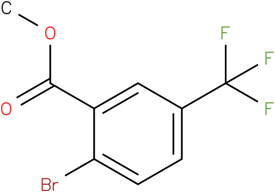 methyl 2-bromo-5-(trifluoromethyl)benzoate