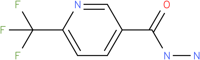 6-(trifluoromethyl)pyridine-3-carboxylic acid hydrazide