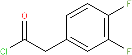 3,4-difluorophenylacetyl chloride