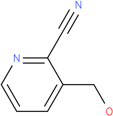 3-(hydroxymethyl)pyridine-2-carbonitrile