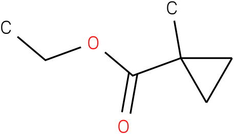 ethyl-1-methylcyclopropane-1-carboxylate