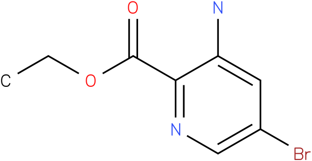 ethyl 3-amino-5-bromopyridine-2-carboxylate