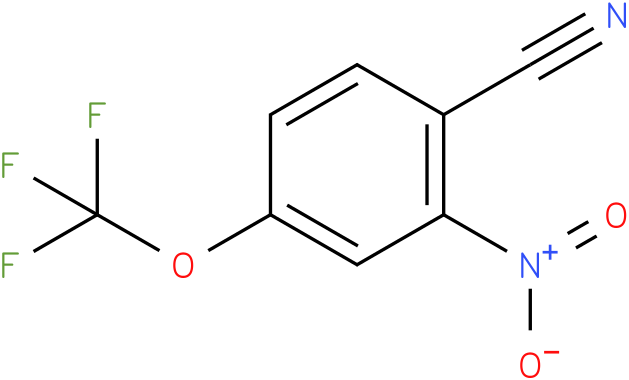 2-nitro-4-(trifluoromethoxy)benzonitrile