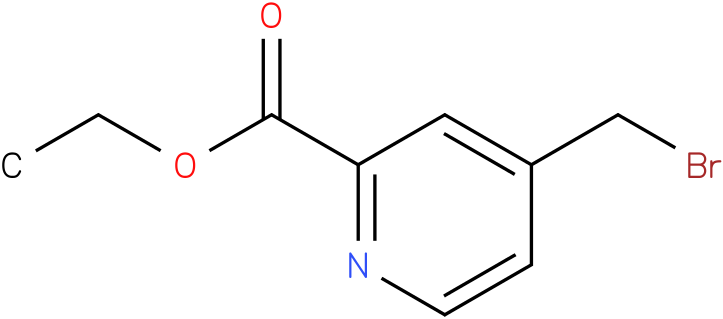 ethyl 4-(bromomethyl)pyridine-2-carboxylate
