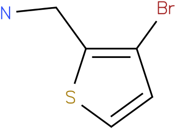 (3-bromothiophen-2-yl)methanamine