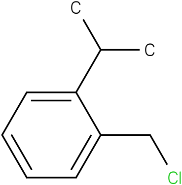 1-(chloromethyl)-2-isopropylbenzene