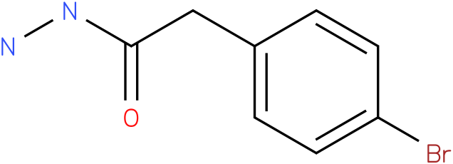 2-(4-bromophenyl)acetohydrazide