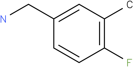 (4-fluoro-3-methylphenyl)methanamine