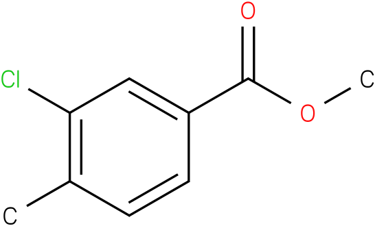 methyl 3-chloro-4-methylbenzoate