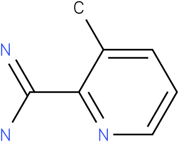 3-methylpyridine-2-carboxamidine