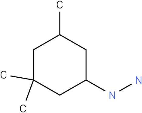 1-(3,3,5-trimethylcyclohexyl)hydrazine