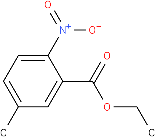 ethyl 5-methyl-2-nitrobenzoate