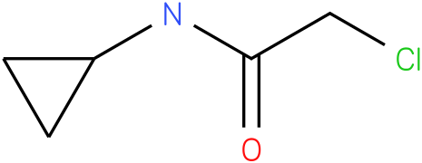 n1-cyclopropyl-2-chloroacetamide