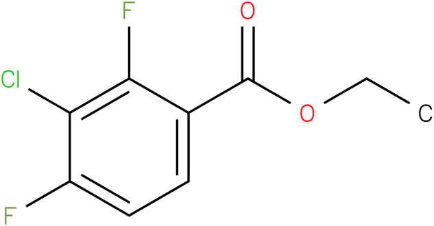 ethyl 3-chloro-2,4-difluorobenzoate